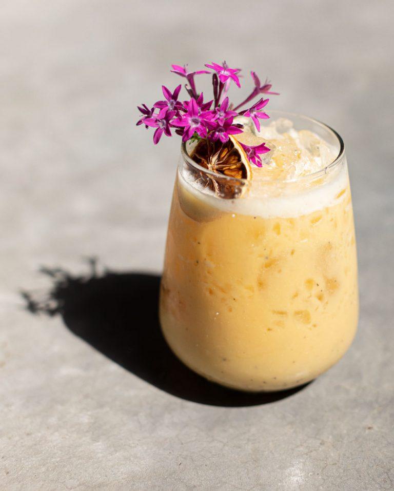 Mocktail Maracuya y Coco